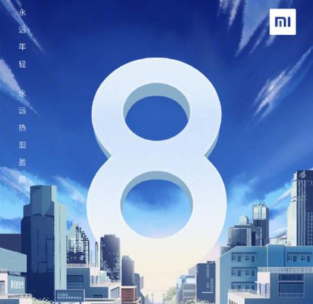 Xiaomi confirma fecha y lugar de presentación de una nueva versión del Mi 8