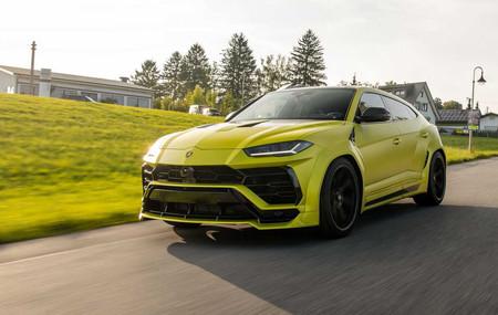 Novitec exprime el V8 del Lamborghini Urus hasta los 782 CV, por si los 650 CV de serie no fueran suficientes