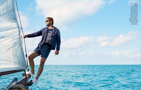 Bergdorf Goodman 2017 Mens Catalogue Smooth Sailing 003