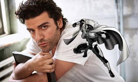 Marvel elige a Oscar Isaac como Caballero Luna: el actor protagonizará la serie 'Moon Knight' para Disney+