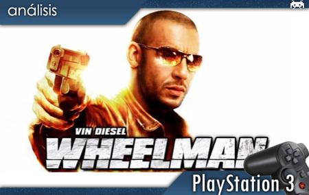 'Wheelman'. Análisis