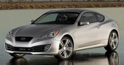 Hyundai Genesis Coupé, filtradas las fotos oficiales
