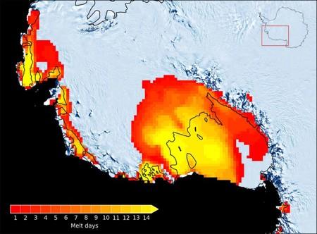 El Nino Melt