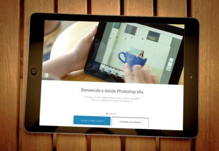 Probamos Photoshop Mix, la app de Adobe para realizar montajes fotográficos desde dispositivos móviles