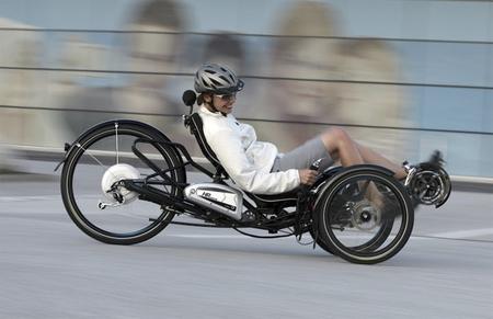 Scorpion fs 26 S-Pedelec : un triciclo eléctrico plegable