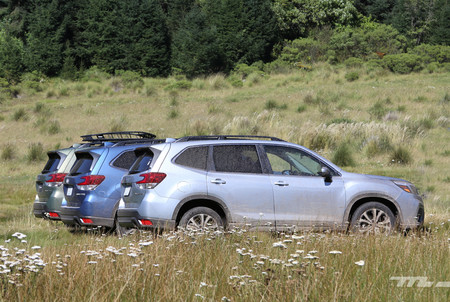 Subaru Forester 2019 16
