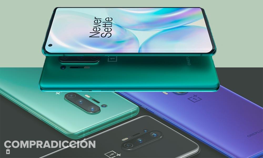 Ahórrate más de 200 euros estrenando un potente smartphone Android como el OnePlus 8 Pro 12GB+256 GB por 629,99 euros en Amazon