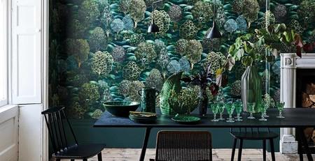 Botanical, la nueva (y encantadora) colección de papeles pintados de Cole & Son