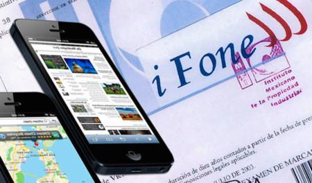 iPhone vs iFone, la absurda batalla legal librada en México