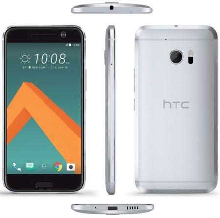 Aparecen las primeras imágenes filtradas del HTC 10
