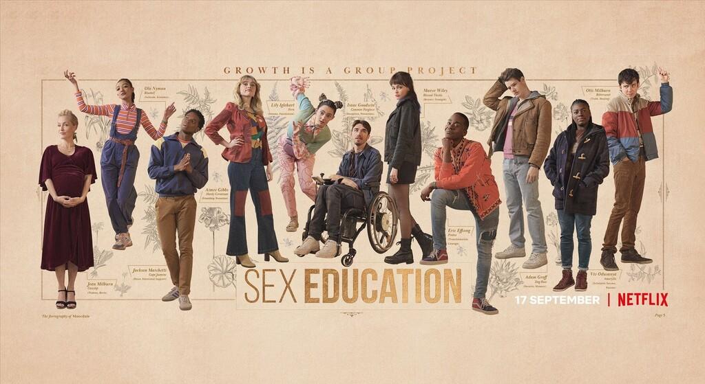 'Sex Education': la estupenda temporada 3 de la serie de Netflix explora nuevas dinámicas sin perder ni un ápice de su encanto