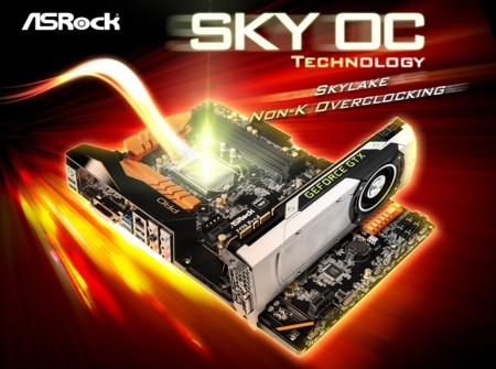 ASRock Sky OC habilita overclock en procesadores Intel Skylake (sin-K) que no lo soportan