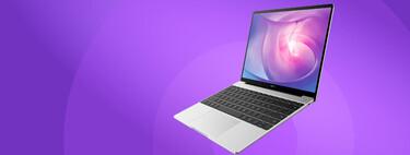 Este ultrabook con pantalla 2K es un chollo: Huawei MateBook 13 rozando los 500 euros en su tienda oficial