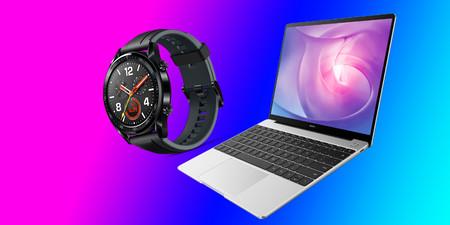 Precio mínimo y el smartwatch Watch GT Sport de regalo: consigue el ultrabook el Huawei MateBook 13 (2020) por 899 euros en Amazon
