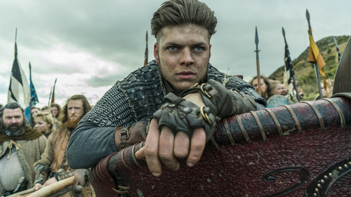 'Vikings', el jabalí y los jabatos