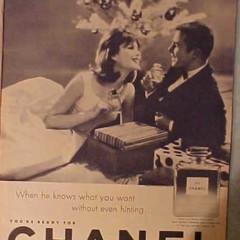 Foto 23 de 61 de la galería chanel-no-5-publicidad-del-30-al-60 en Trendencias