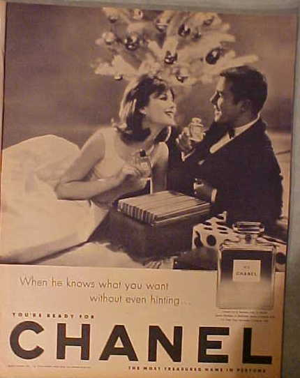 Foto de Chanel No. 5 - publicidad del 30 al 60 (23/61)