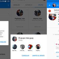 Facebook Messenger mejora sus grupos: así te puedes unir a un grupo con un enlace en Android