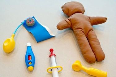 Cartilla de derechos del niño hospitalizado