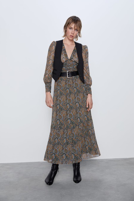 Vestidos Boho De Zara 6