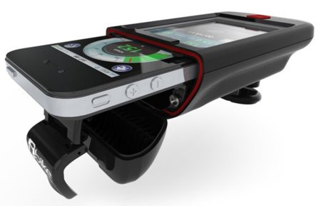 iBike Dash convierte tu iPhone en compañero de carrera