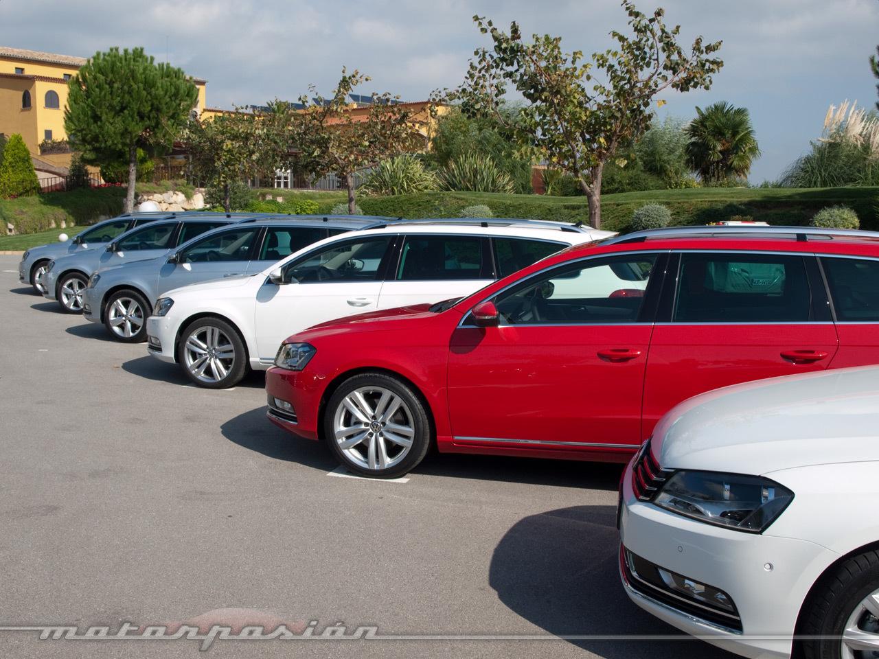 Foto de Volkswagen Passat 2011 (presentación) (4/42)