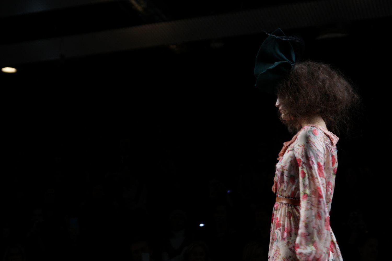 Foto de Alma Aguilar en la Cibeles Madrid Fashion Week Otoño-Invierno 2011/2012 (7/126)