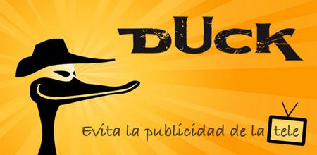 Aprovecha la publicidad mientras ves la televisión con Duck, la aplicación que te avisa cuando finalizan los anuncios
