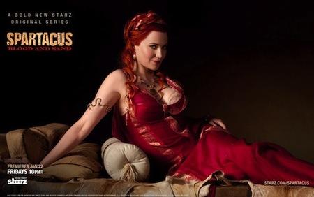 'Spartacus' renovada antes de empezar