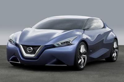 Frankfurt 2013: Nissan Friend-ME – El coche que todos los jóvenes desearán