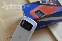 Nokia 808 PureView, análisis del teléfono con sensor de 41 megapixeles