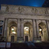 New York Public Library (Estados Unidos)