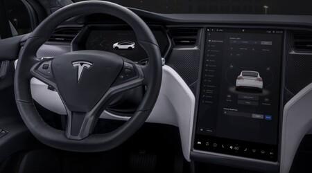 Tesla Model X Coche