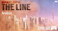 'Spec Ops: The Line' para Xbox 360: análisis