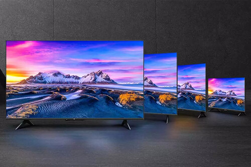 Xiaomi Mi TV P1: las nuevas smartTV de llegan a España con importantes mejoras respecto a las Mi 4S