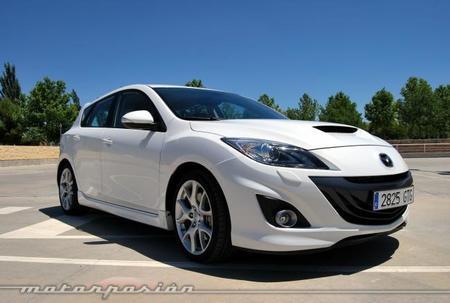 ¿Volverá el Mazda3 MPS?