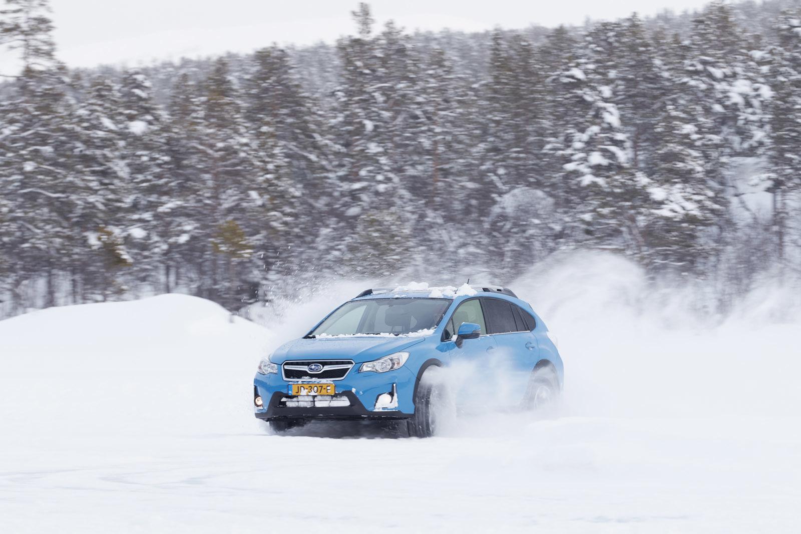 Foto de Subaru Snow Drive 2016 (136/137)