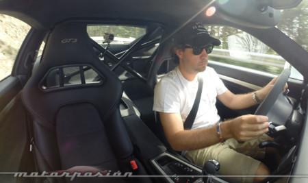 Porsche 911 GT3 2015 Prueba 65