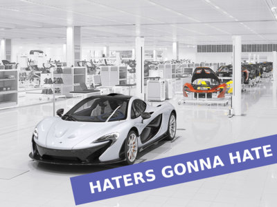 Tras el híbrido McLaren P1, el primer superdeportivo eléctrico puro de McLaren ya está en el horno