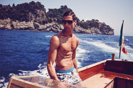 Fabio Mancini Zeybra Portofino 1962 Spring Summer 2016 Campaign 007