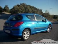 Ford Focus Coupé contra Peugeot 308 3p, comparativa (parte 4)