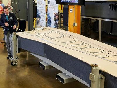 ¿Cuál ha sido el objeto sólido impreso 3D más grande del mundo?