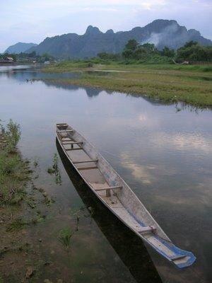 Asia Project, El viaje de Lucas y Altea (II): Laos
