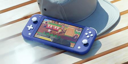 Nintendo Switch Lite recibirá un nuevo modelo en mayo de color azul