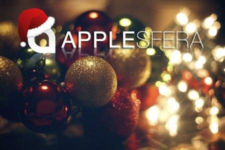 ¡Feliz Navidad de parte del equipo de Applesfera!