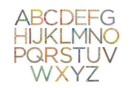 Blanca gortari - abecedario de colores