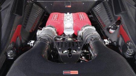 Novitec Rosso 458 Italia