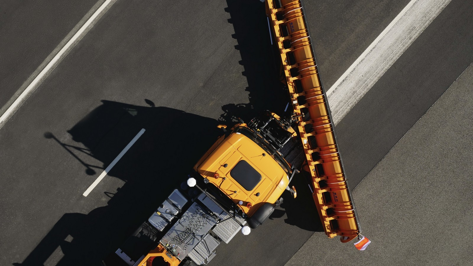 Foto de Automated Mercedes-Benz Arocs: los quitanieves definitivos. (8/20)