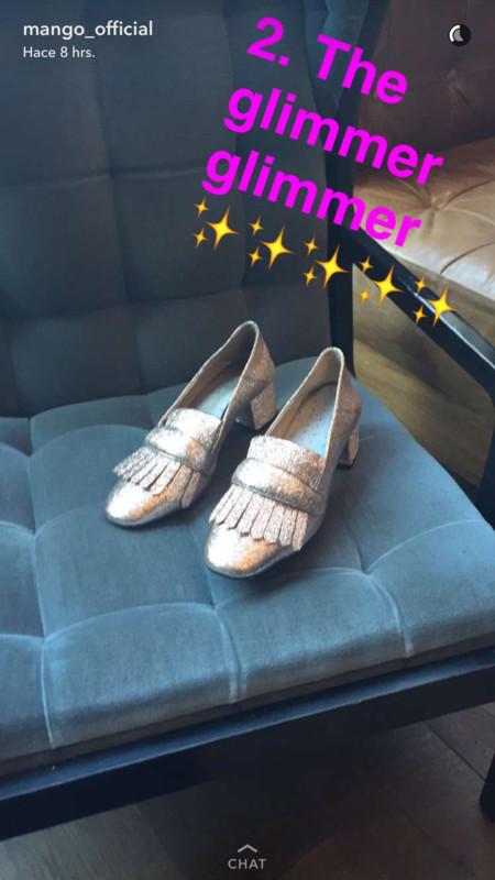 Zapatos Mango Clon Gucci