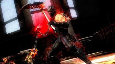 'Ninja Gaiden 3: Razor's Edge': a la rica yugular cortada en vídeo y en imágenes